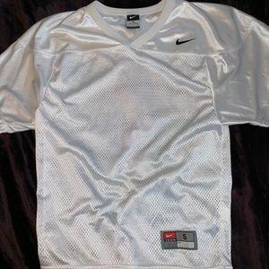 White Nike Jersey